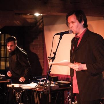 Duo Perikato Telakalla 11.2.2012 (kuva Teemu Juutilainen)