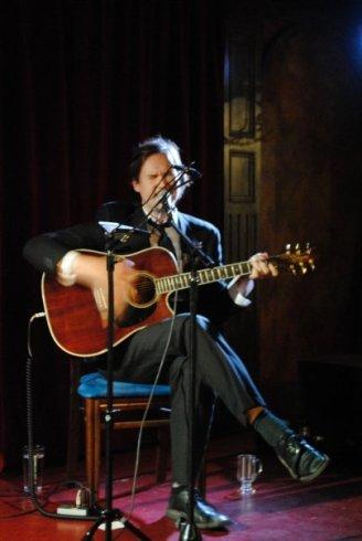Juha Tampereen Kivessä 2009