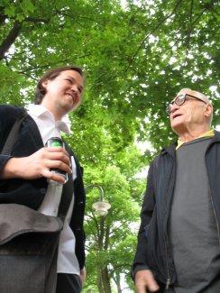 Rautio & John Giorno
