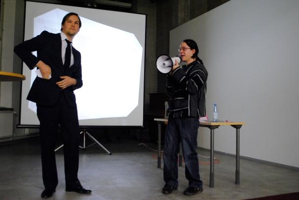 Juha Rautio & Mikko Mankinen EKF 2010