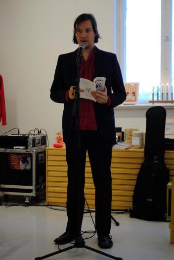Juha Porissa 2009