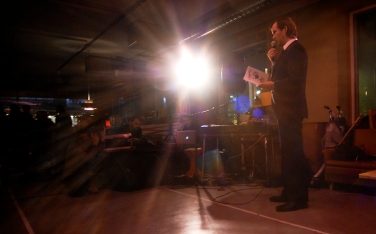Juha Vitus-festivaaleilla 2009, kuva Joonas Martikainen